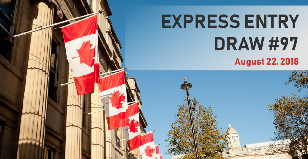 a new express entry draw held august 22 has issued a total of 3750 invitations to apply for canadian permanent residence the minimum comprehensive ranking
