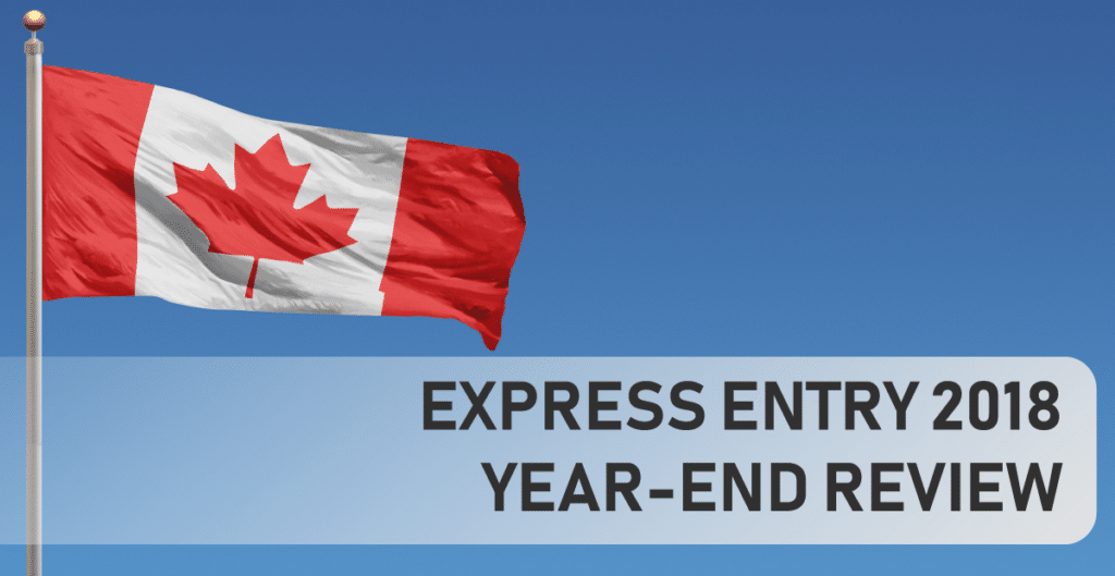 express entry 2018 was big and 2019 could be bigger canada