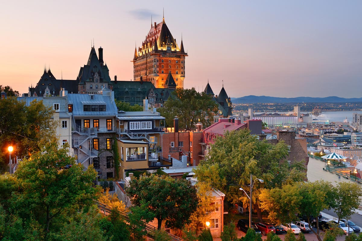 Quebec City Hotel