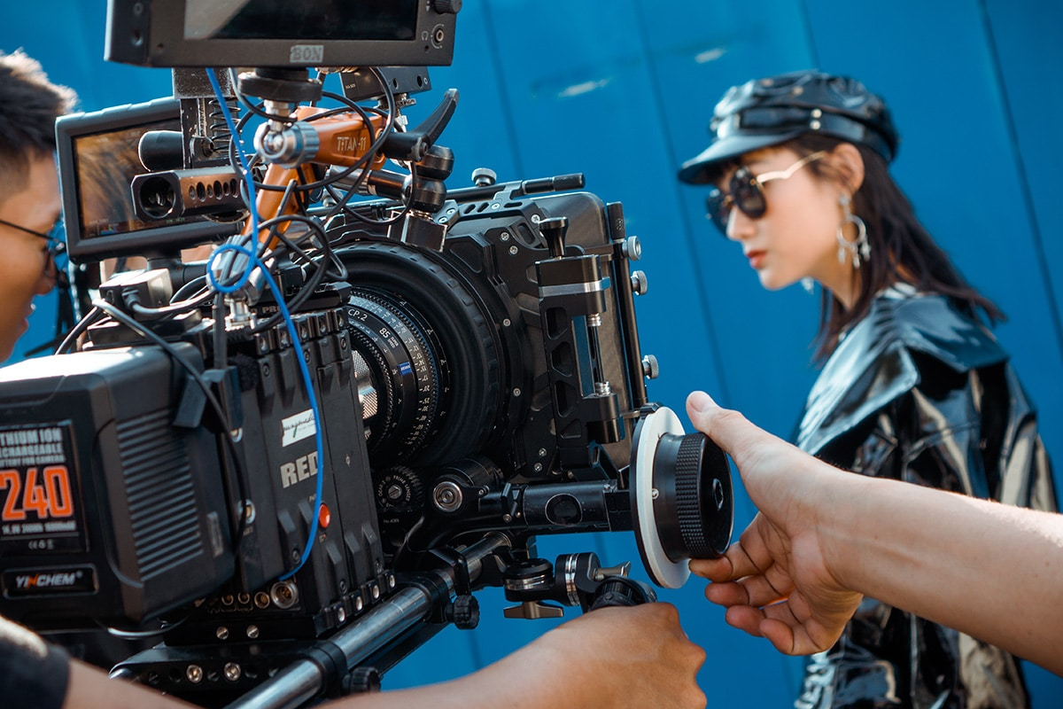 Foreign TV and film workers are eligible for priority processing