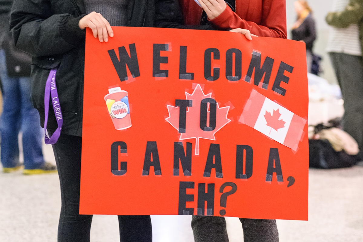 Canadians are more accepting of immigrants