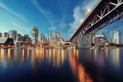 City in British Columbia