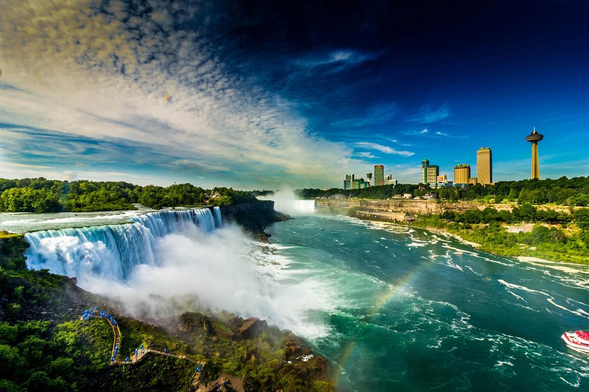 Niagara Falls from the U.S. side