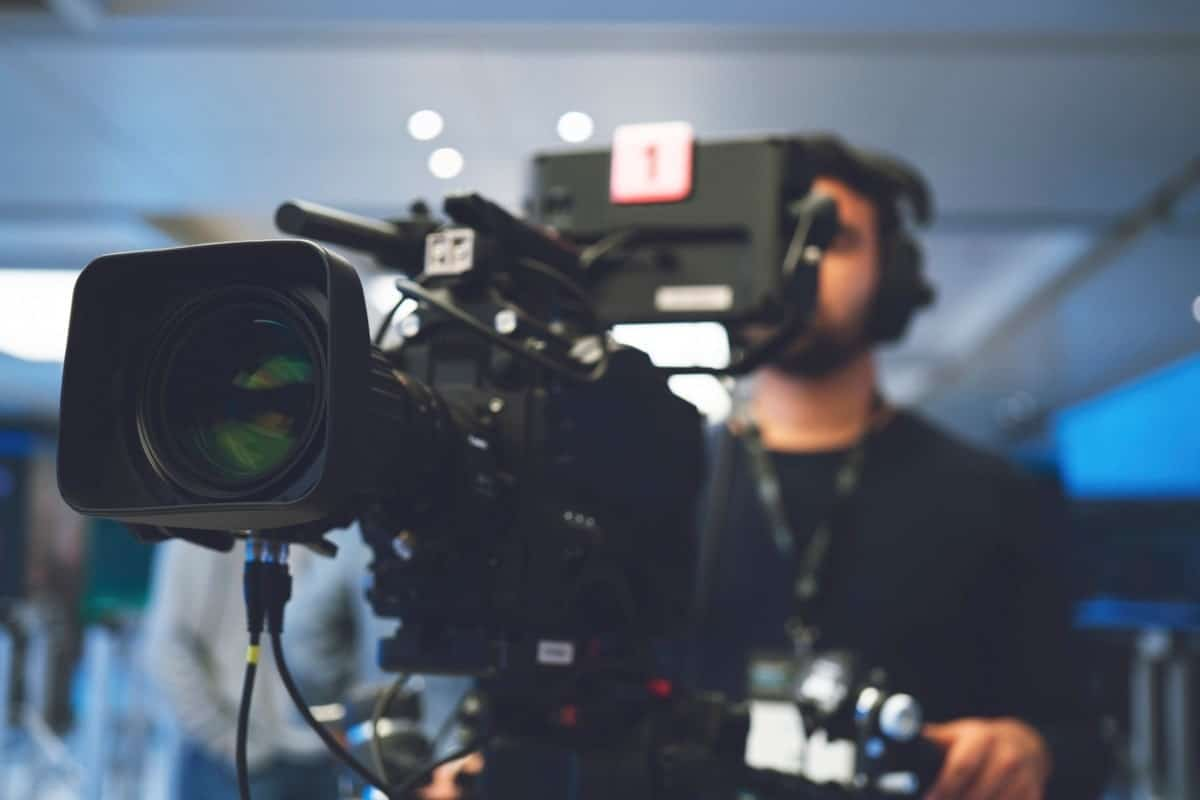 TV and film production in Canada