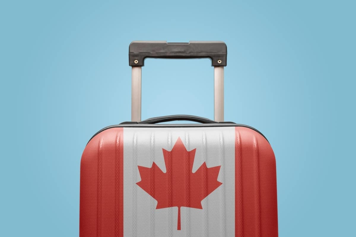 Travelling to Canada