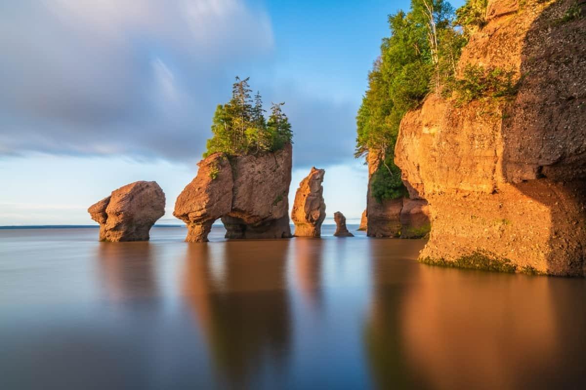 Beautiful New Brunswick scenery